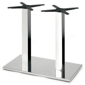 Firenze 9017, Base de mesa, base y 2 columnas de acero