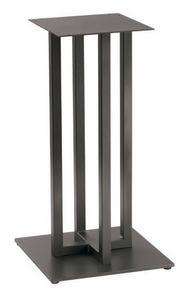 FT 016, Base para mesa con 4 columnas, para bares y restaurantes