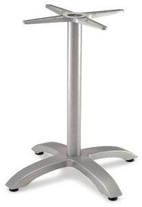FT 048 ALU, Base de la mesa con el lastre de aluminio fundido