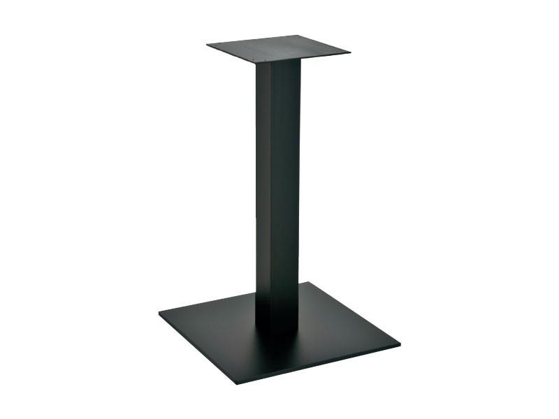 FT 050, Base de la mesa cuadrada para restaurante moderno