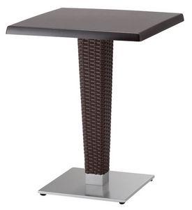 FT 2027, Tejida de base para la mesa, en hierro fundido y aluminio