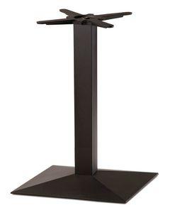 FT 714, Base de mesa en hierro fundido negro
