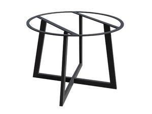 Life-C, Base para mesas redondas de jard�n