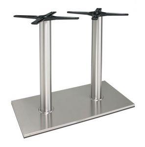 TG22, Base de aluminio para la tabla, con dos columnas
