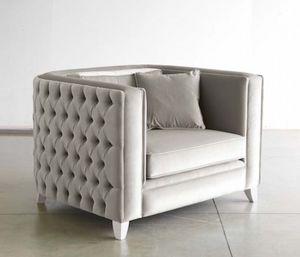 Art. VL911, Sillón acolchado, ideal para oficinas modernas y sala de estar