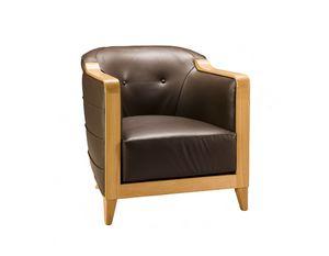 Milano 3886, Cómodo sillón acolchado