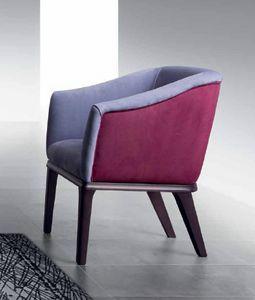 PO68 Club sillón, Sillón con correas elásticas para mayor comodidad.