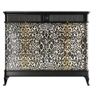 Art. CA777, Pecho de cajones de leopardo, para las casas originales