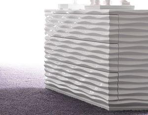 Ebon Art. 496, Cofre de cajones caracterizado por diseño de onda