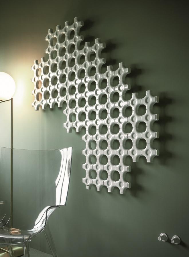 Add-On, Radiador para el baño, de tamaño especial, forma personalizable
