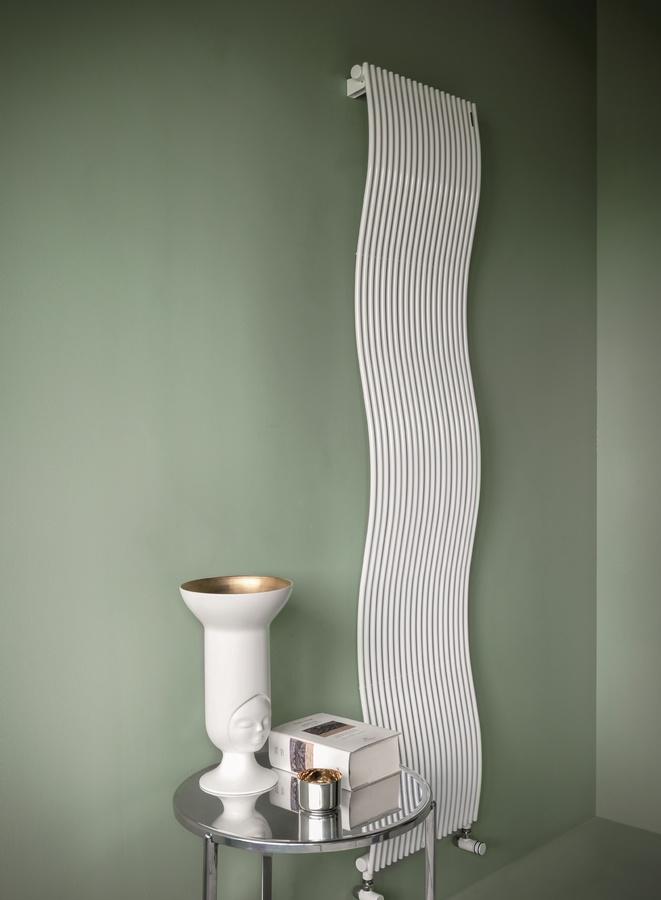 Joba, Diseño del radiador, con una forma elegante, operar con agua