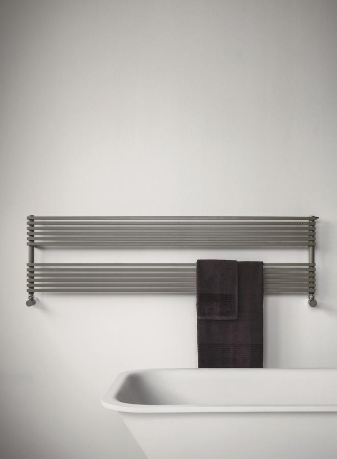 Ritmato, Radiador secatoallas, de tubo de acero