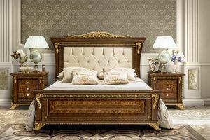 Aida cama, Cama de estilo clásico elegante