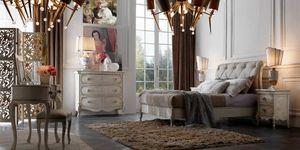 Fru-Fru, Habitación clásica con decoraciones artesanales.