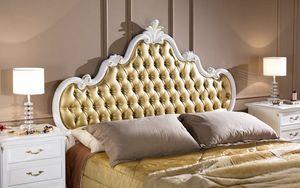 Regency cama maxi, Cama clásica con cabecera capitoné