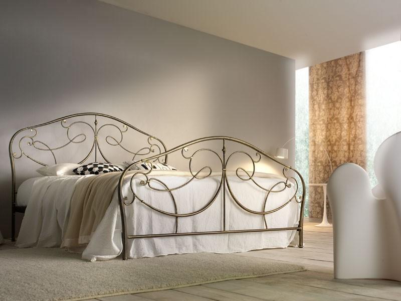 Marlene, Metal cama doble, acabado pintado