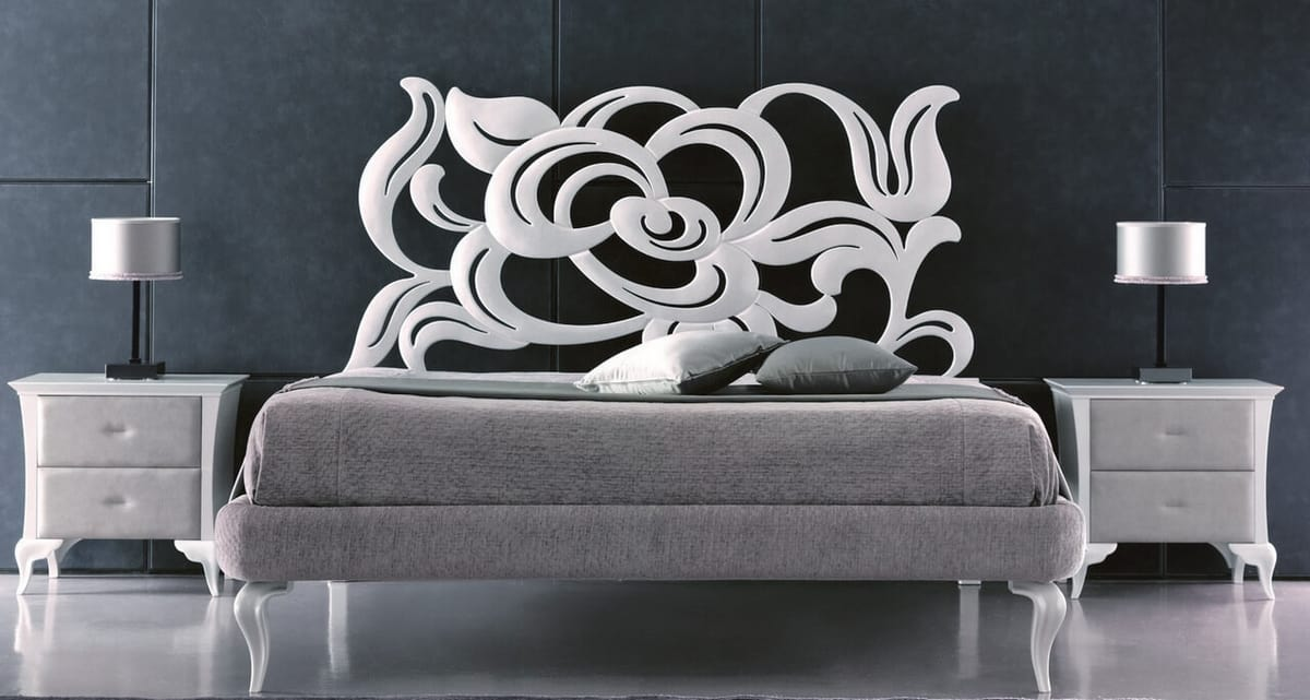 Megan Art. 950, Cama de hierro decorativa