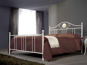 Romanza, Hierro cama hecha a mano por habitaciones clásicas