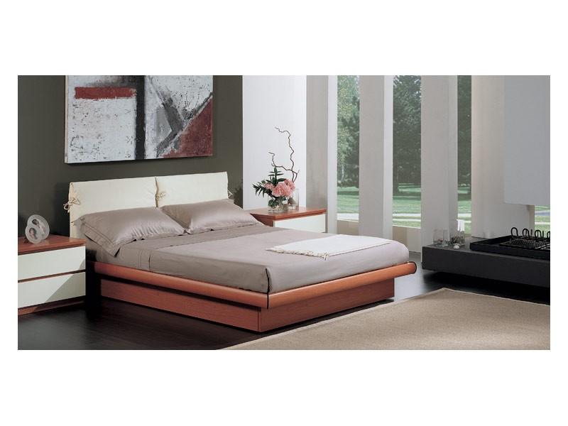 Bedroom 11, Cama con caja de almacenamiento, cabecera acolchada con tapicería extraíble, adecuado para mobiliario moderno