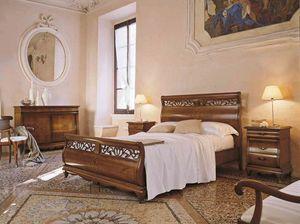 Fenice cama, Cama de estilo tradicional