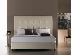 Darch, Cama en varias versiones, para hoteles y residenciales