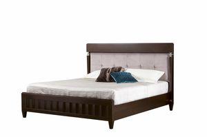 Heritage cama, Cama con soporte ajustable de listones de altura