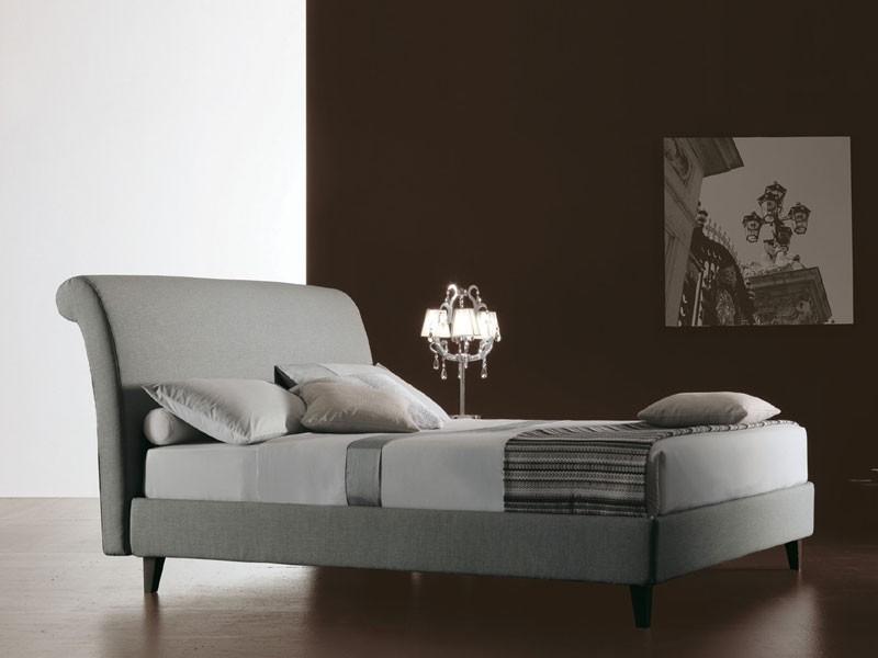 Royal, Cama cubierto de tela, para uso residencial