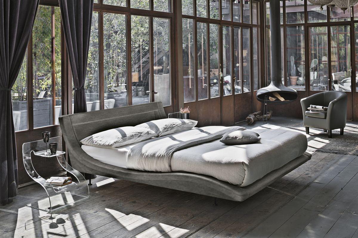 Moderno king size cama ideal para hoteles   IDFdesign