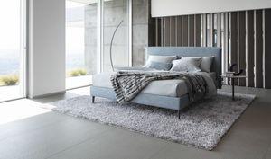 Star, Cama tapizada moderna
