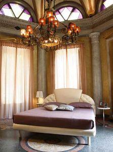Prestige, Cama tapizada tradicional, cabecero con 3 paneles, hoteles
