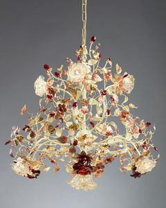 990110, Araña de cristal de Murano
