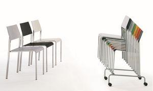 Carrito para sillas