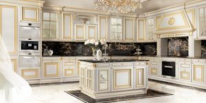 7350 Cocina, Cocina de estilo clásico