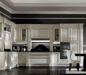 Canova cocina, Cocina elegante y funcional
