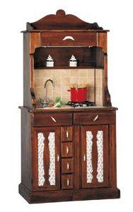 Art. 378, Cocineta para cocinas rústicas.