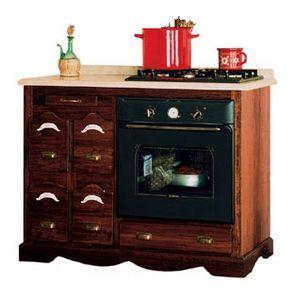 Art. 387, Base de cocina para cocina rústica.