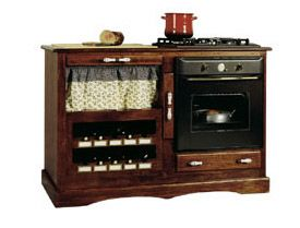 Art. 399, Base de cocción con electrodomésticos, a precio de salida.