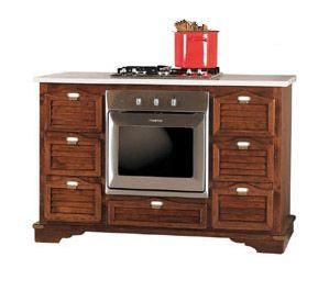 Art. 423, Base de cocina para cocina rústica.