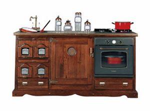Art. 439/F, Base para cocina rústica.