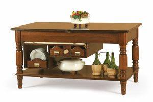 Art. 479, Mesa de cocina extensible de isla