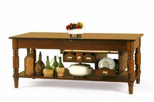 Art. 480, Encimera de madera para cocina