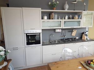 Melograno cocina, Muebles de cocina con electrodomésticos