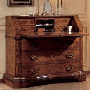 Art. 2080, Mueble de madera, con acabado antiguo, con capota plegable