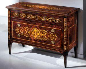 Art. 232 Versailles, Tocador con incrustaciones preciosas