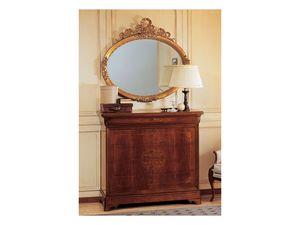 Art. 279 chest of drawers '800 Francese Luigi Filippo, Cofres de lo clásico de cajones, para los dormitorios de la villa
