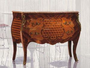 Art. 338, Cofres de madera de madera decorada, de estilo clásico