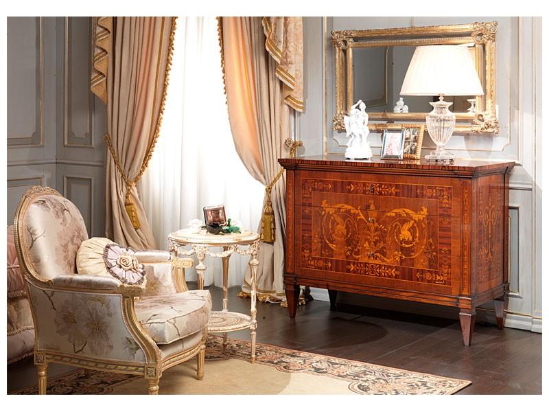 Art. 791 chest of drawers, Hecho a mano en el pecho de cajones, Maggiolini incrustaciones, por habitaciones de lujo