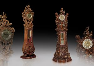 10, Los relojes de abuelo para salas de estar de lujo clásico