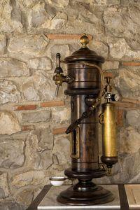 AA453, Tapón de vino con alimentación del sistema de presión