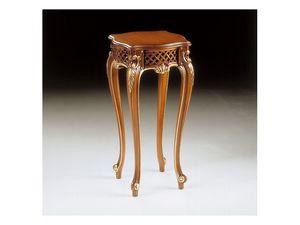 Art. 905, Lámpara de mesa para, clásico de lujo, acabado en nogal